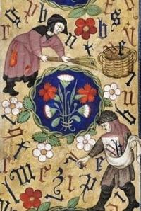 medieval letter harvest